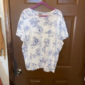 H&M French toile T-shirt